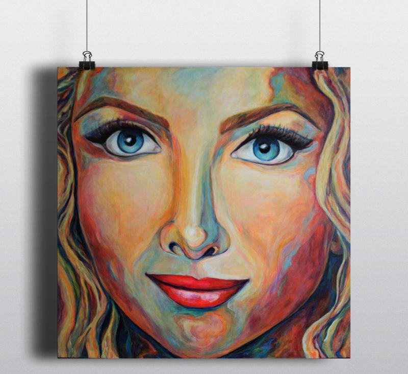Lydia Portrait - Anastasia Moreyne